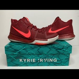 """Nike Kyrie 3 """"Hot Punch"""" Men's Size 10"""
